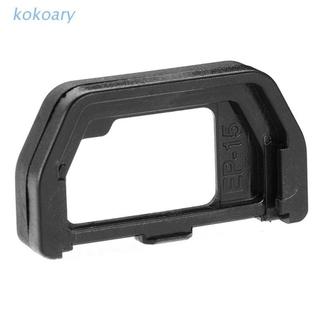 KOK Hard Viewfinder Eyecup Eye Cup Eyepiece replace EP-15 EP15 For Olympus OM-D OMD E-M10 Mark II / E-M5 Mark II / E-M5 Mark III