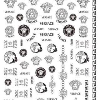 Sticker dán móng tay Thương hiệu nổi tiếng thumbnail