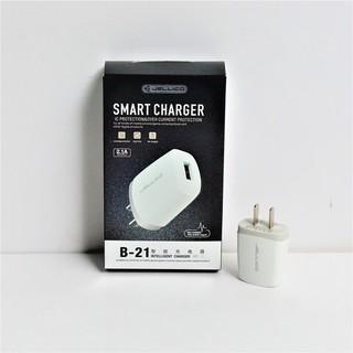 Jellico - Cóc sạc 2.1A - B21 - Smart Charger thumbnail