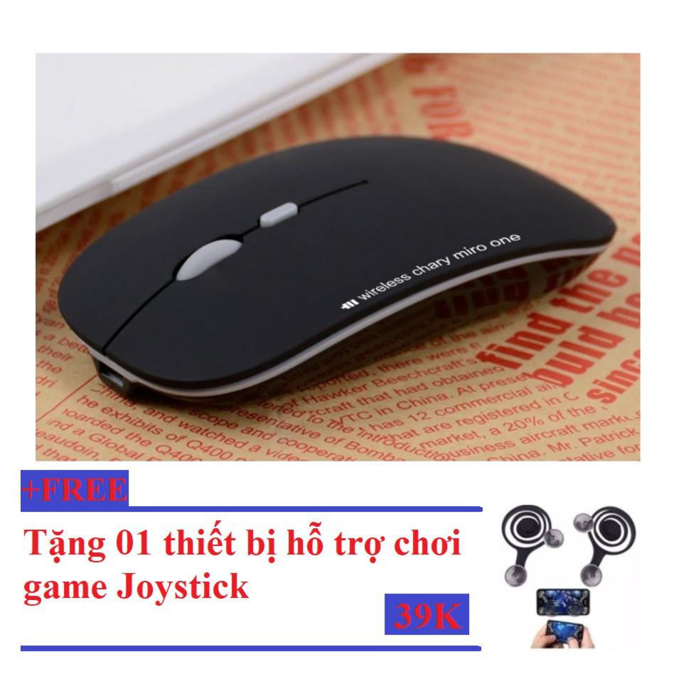 Chuột không dây tự sạc pin cao cấp N5 mới (đen) + Tặng thiết bị hỗ trợ chơi game trên điện thoại Joy - 10031643 , 445331832 , 322_445331832 , 150000 , Chuot-khong-day-tu-sac-pin-cao-cap-N5-moi-den-Tang-thiet-bi-ho-tro-choi-game-tren-dien-thoai-Joy-322_445331832 , shopee.vn , Chuột không dây tự sạc pin cao cấp N5 mới (đen) + Tặng thiết bị hỗ trợ chơi g