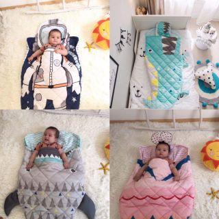 Túi ngủ Hàn Quốc cho bé