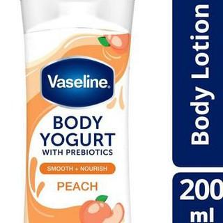 ♟ Lotion dưỡng thể Vaseline | Sữa dưỡng thể chiết xuất dâu tây/quả đào dễ thương