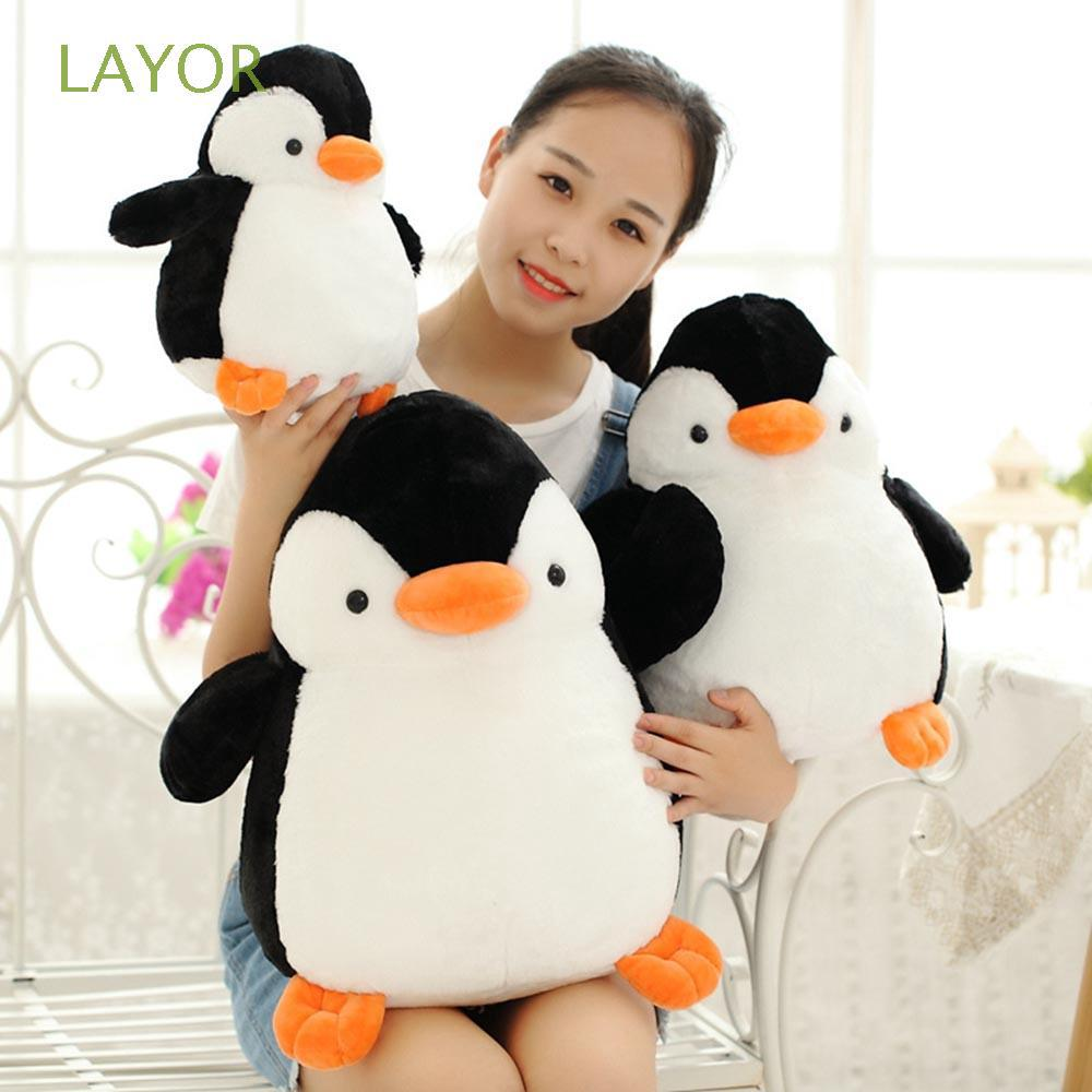 Cute Soft Cushion Simulation Kids Gift Penguin Doll