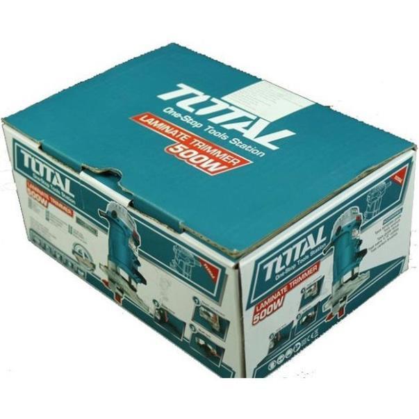 500w Máy phay mini TLT5001 máy soi gỗ Total 6 - 6.3mm