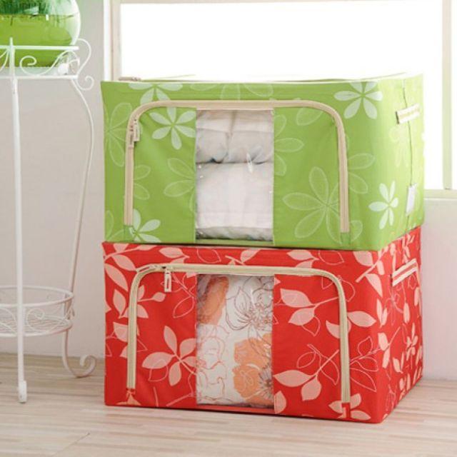 Hộp đựng đồ Living Box tiện dụng có thể gấp gọn