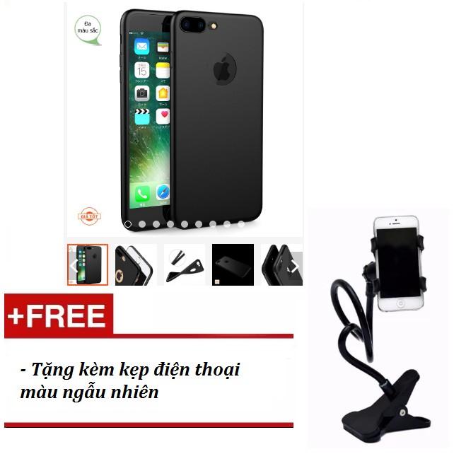 [GIÁ TỐT] Ốp lưng cao cấp cho iPhone 7 Plus - màu đen tặng kèm kẹp điện thoại - 9964081 , 669250293 , 322_669250293 , 170000 , GIA-TOT-Op-lung-cao-cap-cho-iPhone-7-Plus-mau-den-tang-kem-kep-dien-thoai-322_669250293 , shopee.vn , [GIÁ TỐT] Ốp lưng cao cấp cho iPhone 7 Plus - màu đen tặng kèm kẹp điện thoại