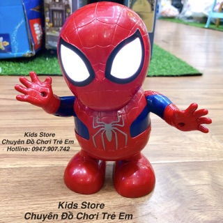 SpiderMan Dance Nhảy Múa Vui Nhộn