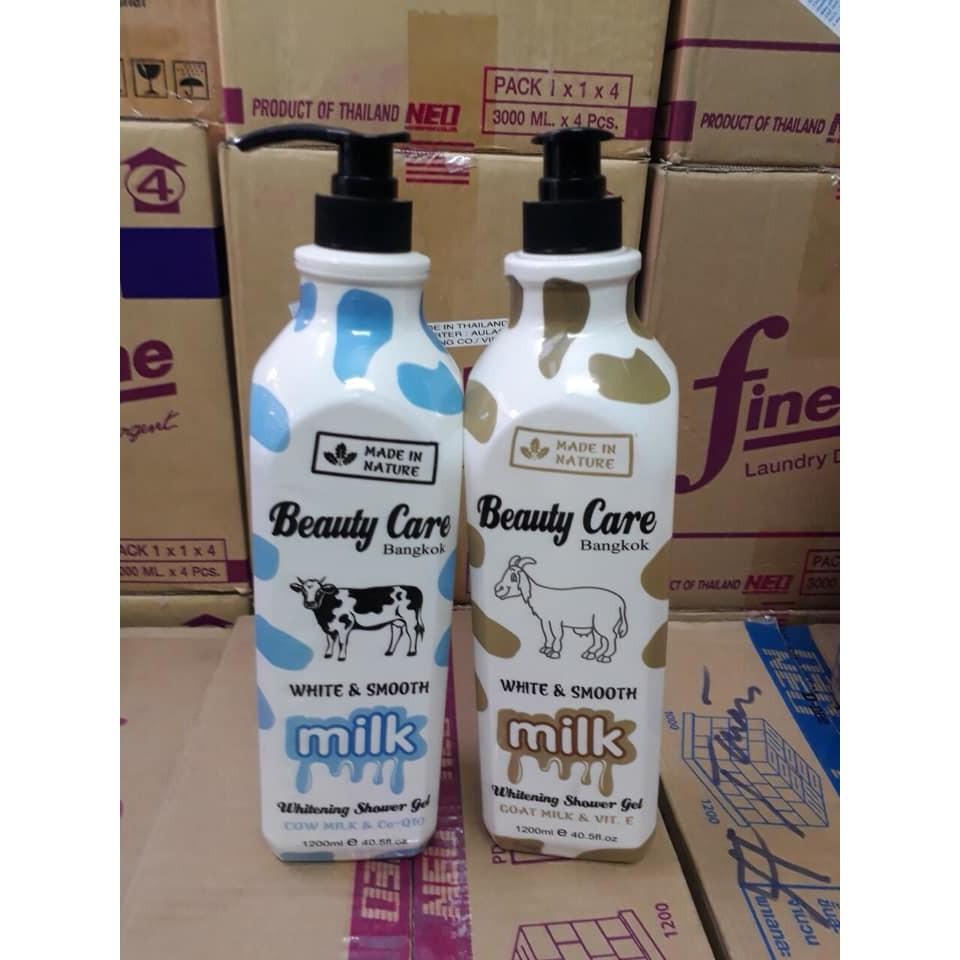 Sữa tắm  Beauty Care 1200ml