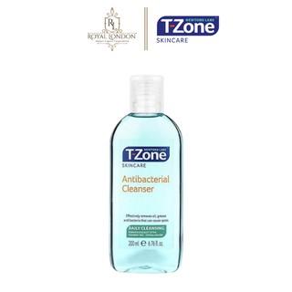 Toner Làm Sạch, Diệt Khuẩn Tinh Chất Tràm Trà T-Zone Antibacterial Cleanser 200ml thumbnail