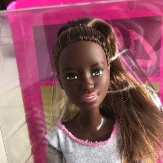Barbie made to move new full box