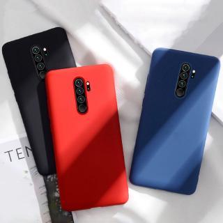 Ốp điện thoại silicone mềm màu kẹo chống sốc cho XIAOMI REDMI NOTE 8 PRO NOTE 7 PRO NOTE 6 PRO NOTE 5 PRO