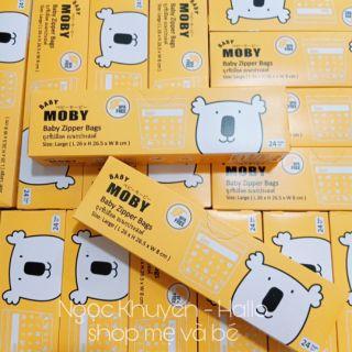 Túi zip đa năng Moby 24 túi