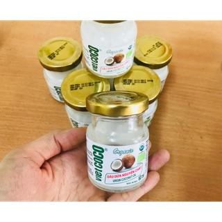 Dầu dừa nguyên chất VIETCOCO 60ml thumbnail