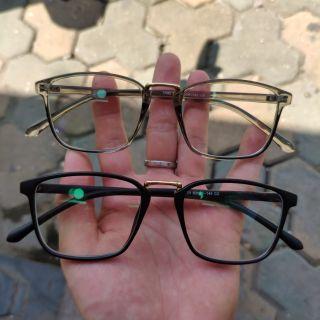 Gọng nhựa TR 90 210 ( mua gọng tặng mắt Chống xước cận – viễn – loạn )
