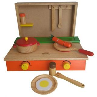 Bộ đồ chơi nấu ăn bằng gỗ 472665032