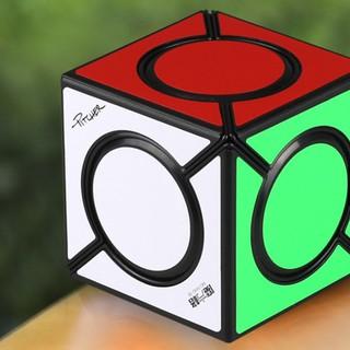 Rubik Biến Thể QiYi Six Spot Cube Sticker - Rubik Biến Thể Phát Triển IQ thumbnail
