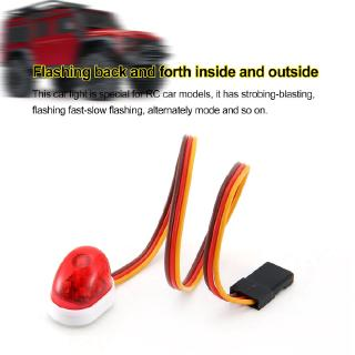RC Car Strobe Flashing oval blue red orange Scale Light Kit for RC model