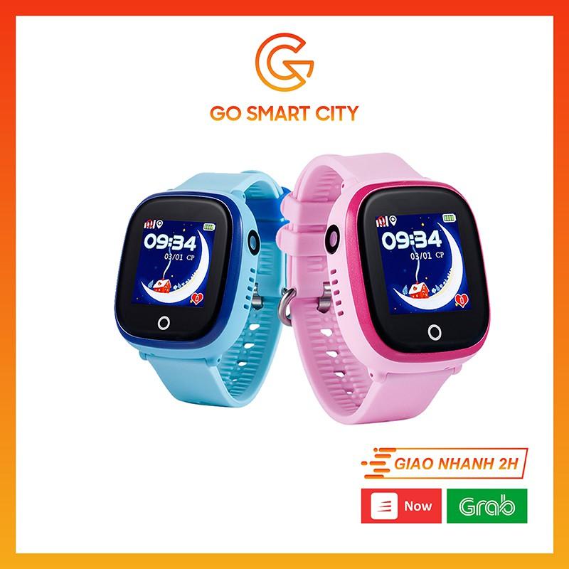 Đồng Hồ Định Vị Trẻ Em Wonlex GW400X, Hỗ Trợ Camera, Kháng nước IP67, Định Vị Qua GPS, LBS, Wifi