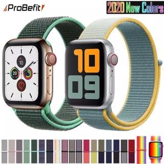 [Mới nhất 2020] Dây Nylon Vải Dán Apple Watch Sport Loop