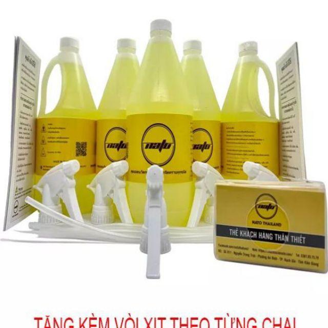 Nước rửa xe NATO THAILAND