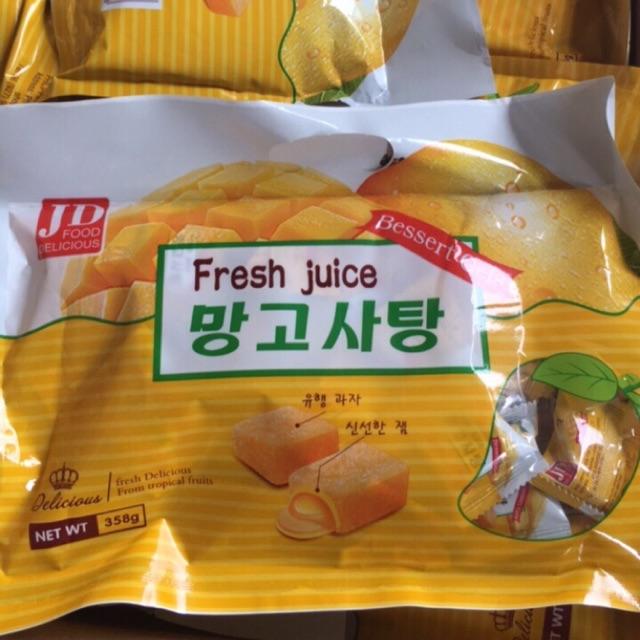 Kẹo dẻo xoài Hàn Quốc - 2706980 , 821922621 , 322_821922621 , 45000 , Keo-deo-xoai-Han-Quoc-322_821922621 , shopee.vn , Kẹo dẻo xoài Hàn Quốc
