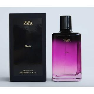 Nước hoa nữ ZARA NUIT EDP 200 ML (6.8 FL. OZ).
