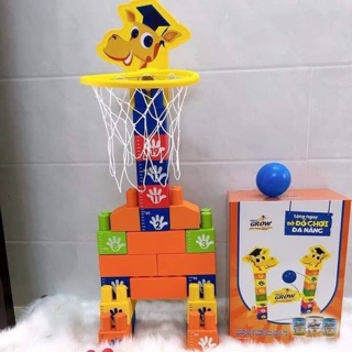 Bộ đồ chơi đa năng 5in1 ( hàng Khuyến mãi của sữa Grow)