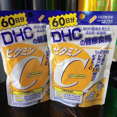 Viên uống bổ sung vitamin C của DHC Nhật - 3033938 , 1087208198 , 322_1087208198 , 90000 , Vien-uong-bo-sung-vitamin-C-cua-DHC-Nhat-322_1087208198 , shopee.vn , Viên uống bổ sung vitamin C của DHC Nhật