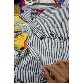 Áo cotton bé gái (tuegia)