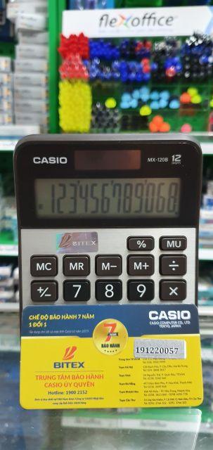 KHUYẾN MẠI Máy tính casio MX-120B. [SẢN PHẨM CHẤT LƯỢNG ]