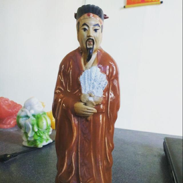 Tượng gốm Khổng Minh