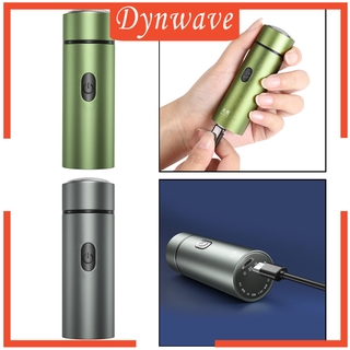 [DYNWAVE]Mini Electric Razors Face Shaver for Men Cordless Rechargeable