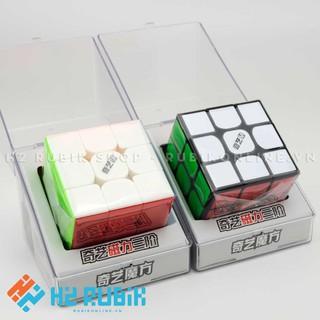 [SIÊU RẺ] Rubik 3x3 QiYi MS 3x3 Magnetic (có nam châm sẵn) - Rubik chính hãng xoay trơn chuyên nghiệp thumbnail