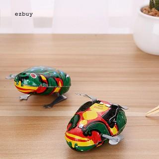 Đồ chơi con ếch nhảy hoạt động bằng dây cót cho bé trai