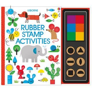 Hình vẽ và những con dấu – Rubber stamp activities Usborne