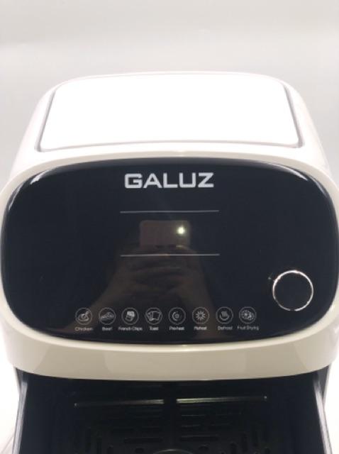 Nồi chiên không dầu Galuz G-65 dung tích 5,5l bảo hành chính hãng 18 tháng