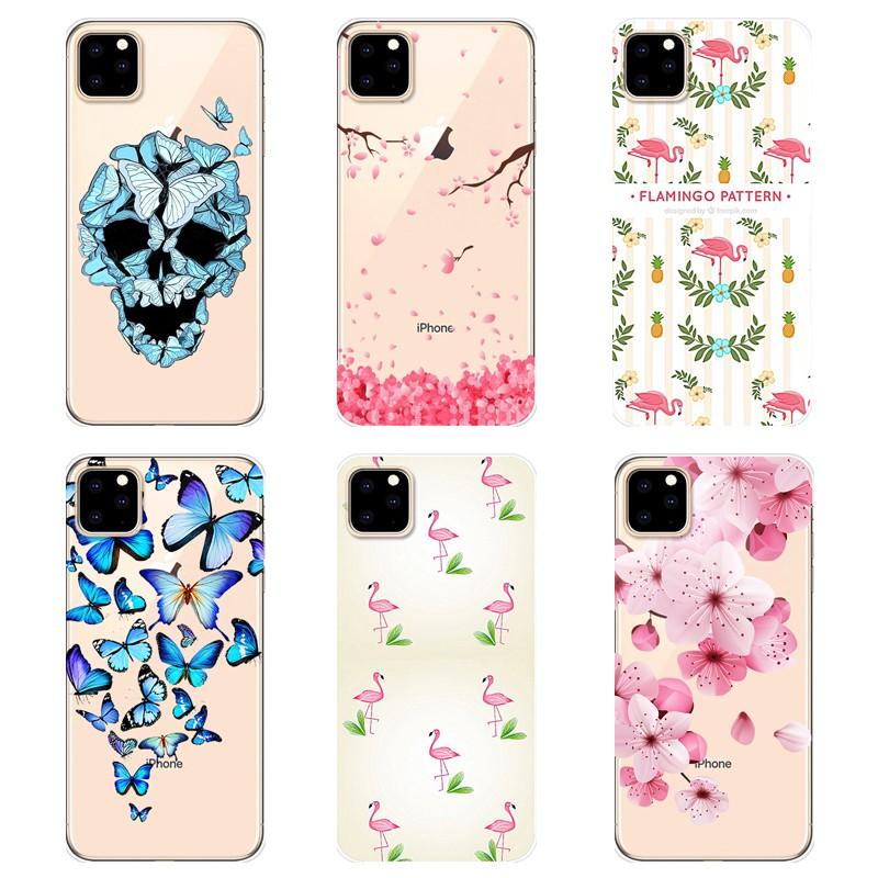 IPHONE 11 casing Printed phone case Cartoon Back Cover For IPHONE 11