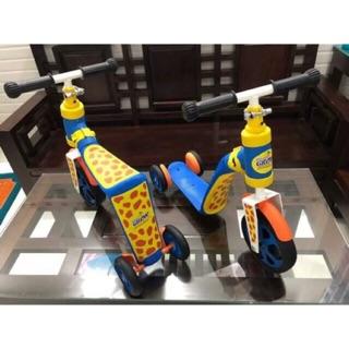 Xe trượt scooter grow 2 công dụng ( Khuyen mai Abbot Grow)