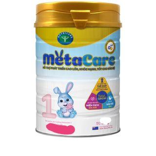 Sữa bột Metacare số 1.2 900g (date 11.2021) thumbnail
