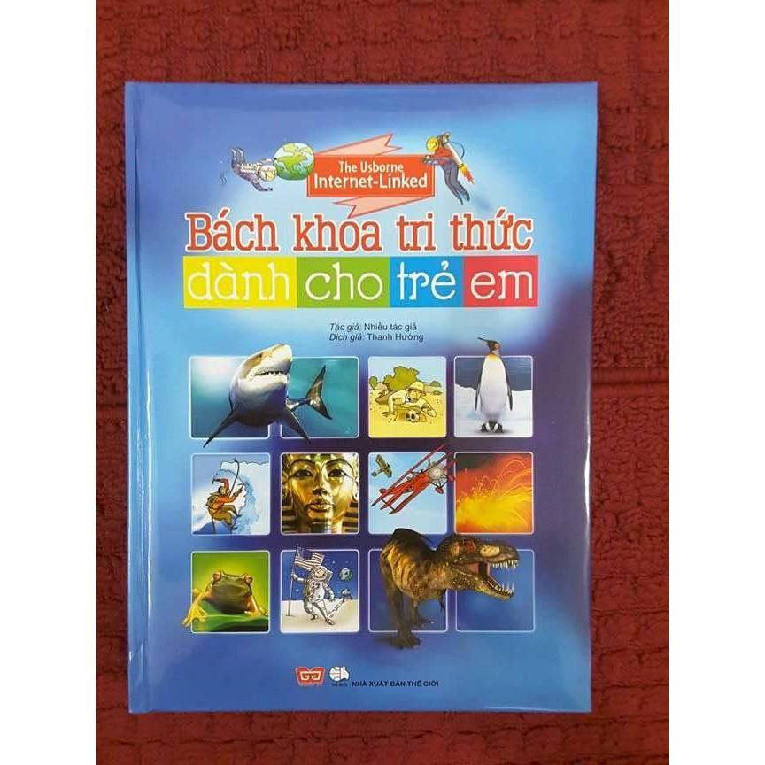Sách - Bách Khoa Tri Thức Dành Cho Trẻ Em