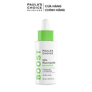 """Tinh chất se khít lỗ chân lông và làm sáng da Paula's Choice 10% Niacinamide Booster - 20ml 7980 giá chỉ còn <strong class=""""price"""">142.900.000.000đ</strong>"""