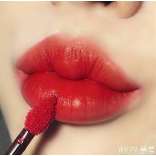 [Rẻ vô địch] [Bill đầy đủ] Son kem Dior màu 999 Forever Red