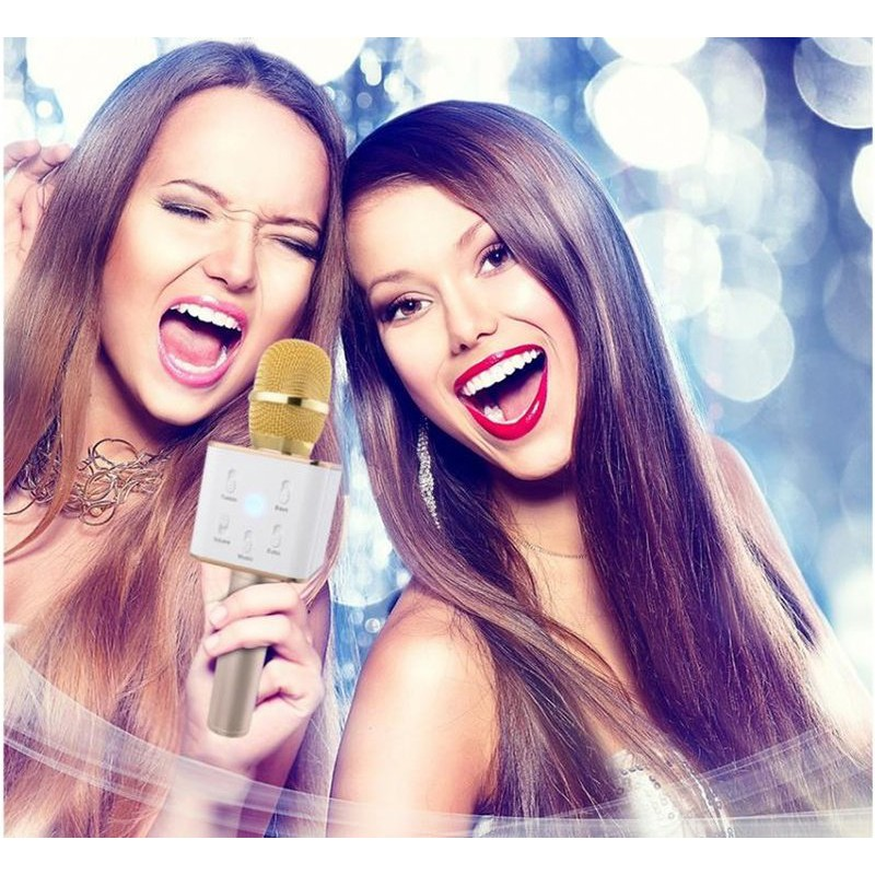 Micro hát Karaoke tích hợp Loa Bluetooth Q7 thê hệ mới - 3530456 , 781160894 , 322_781160894 , 338000 , Micro-hat-Karaoke-tich-hop-Loa-Bluetooth-Q7-the-he-moi-322_781160894 , shopee.vn , Micro hát Karaoke tích hợp Loa Bluetooth Q7 thê hệ mới