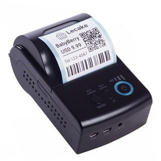 Máy in mã vạch cầm tay ER-5801