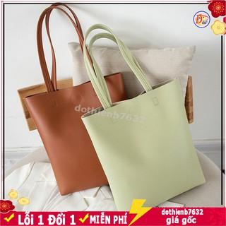 Túi xách thời trang công sở size lớn vừa A4 tiện lợi đựng đồ dùng du lịch - tui tote da khóa bấm thumbnail