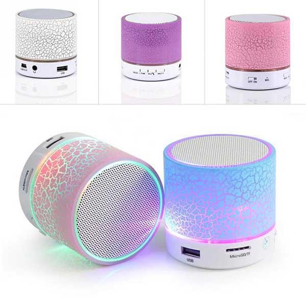 Loa Bluetooth Đèn LED Giá Rẻ