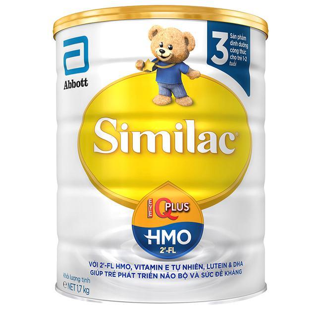 Sữa bột Similac HMO 3 (1.7kg) - 3134682 , 1296269059 , 322_1296269059 , 748000 , Sua-bot-Similac-HMO-3-1.7kg-322_1296269059 , shopee.vn , Sữa bột Similac HMO 3 (1.7kg)
