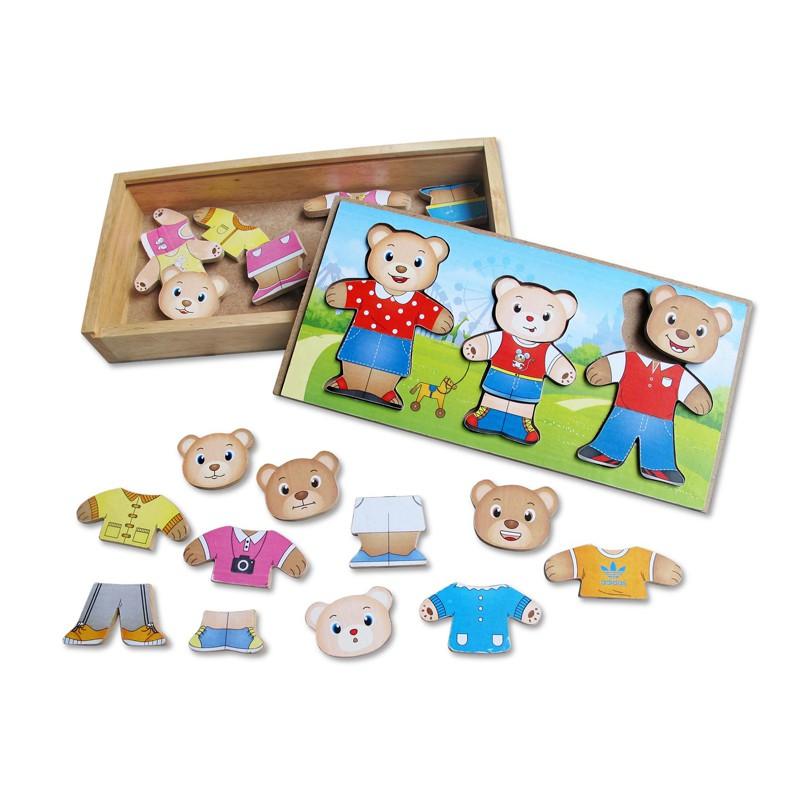 Thời trang gia đình Gấu Winwintoys - 68232