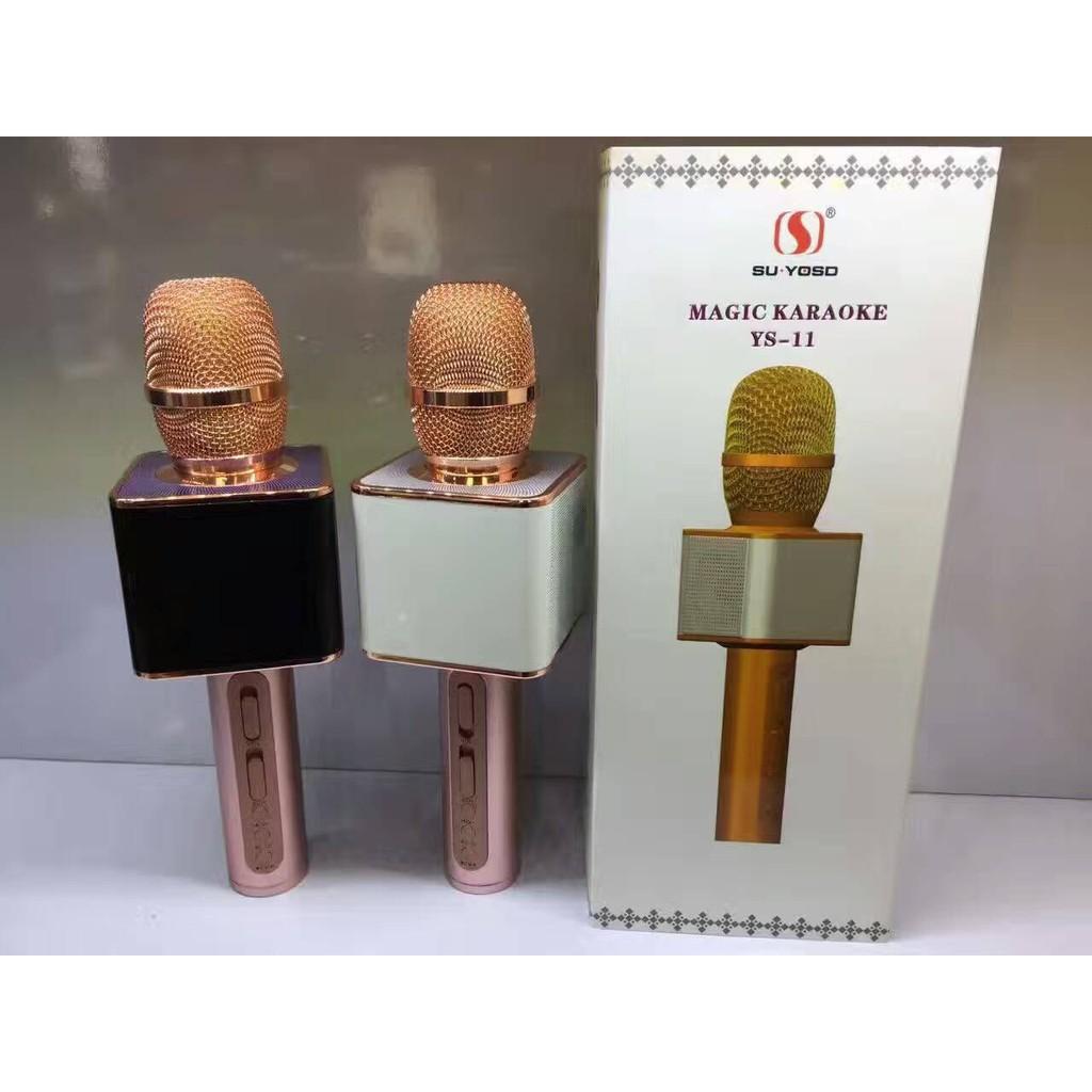 Mic karaoke YS11 kết nối bluetooth - 3549529 , 1209864612 , 322_1209864612 , 550000 , Mic-karaoke-YS11-ket-noi-bluetooth-322_1209864612 , shopee.vn , Mic karaoke YS11 kết nối bluetooth
