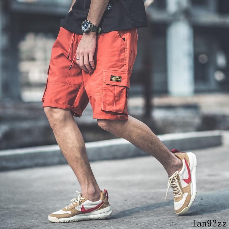 quần short nam có túi phong cách retro - 21727704 , 2566917195 , 322_2566917195 , 286500 , quan-short-nam-co-tui-phong-cach-retro-322_2566917195 , shopee.vn , quần short nam có túi phong cách retro